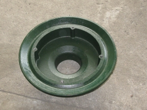 Cast Iron for Drainage
