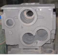 Grey Iron Gear Box