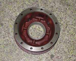 Grey Iron Flange